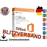 MS Office 2016 Professional Plus Lizenz Key 32/64 BIT Produktschlüssel MULTILINGUAL