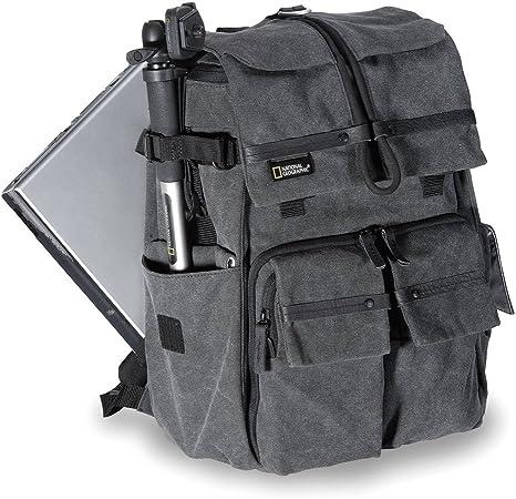 National Geographic Walkabout Medium Rucksack Bag Negro, Gris ...