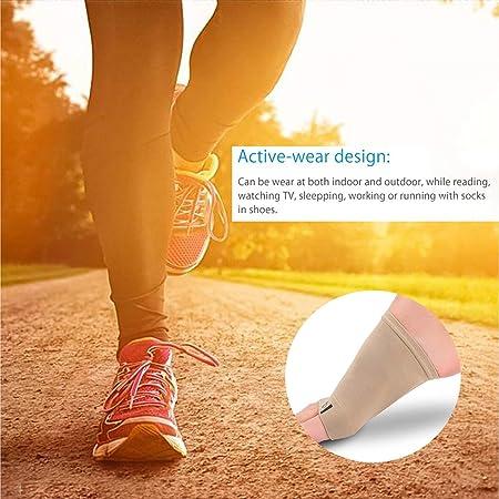 Amazon.com: Calcetines de compresión con almohadillas de gel ...