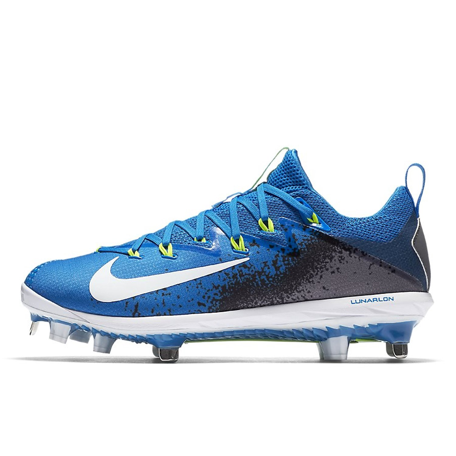 NIKE Men's Lunar Vapor Ultrafly Elite Baseball Cleat B073NDCBYV 9 D(M) US|Photo Blue/Cool Grey/Volt/White