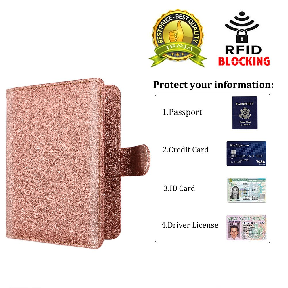 Card & Id Holders Back To Search Resultsluggage & Bags Usa Oil Portable Magnet Buckle Passport Cover Travel Passport Holder Built In Rfid Blocking Protect Personal Information