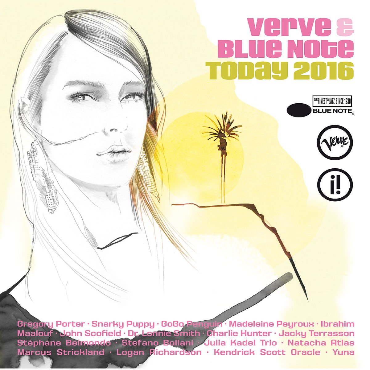 VA - Verve And Blue Note Today 2016 - CD - FLAC - 2016 - NBFLAC Download