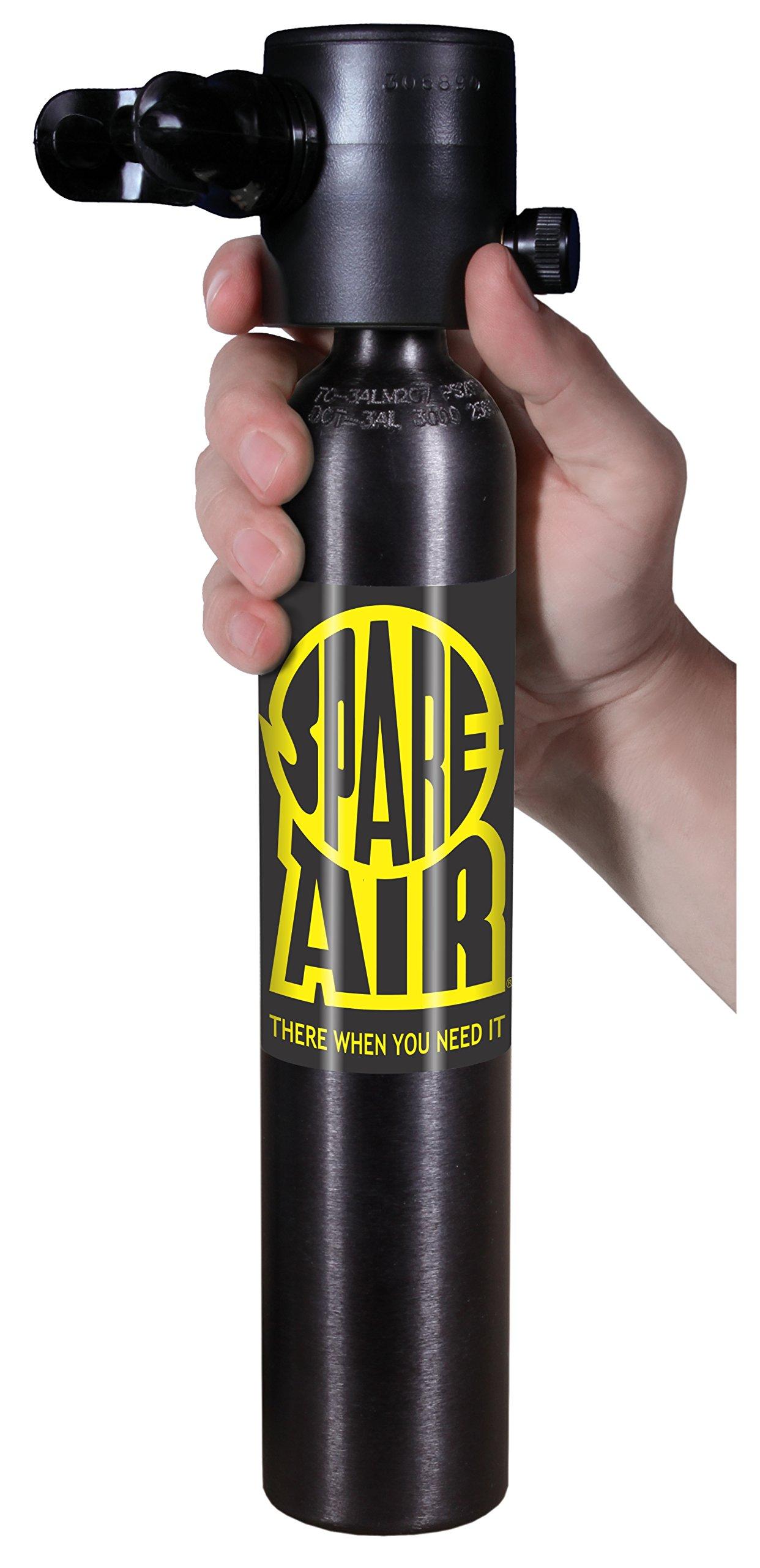 Spare Air 3000 3.0 Kit, Black, 3 by Spare Air