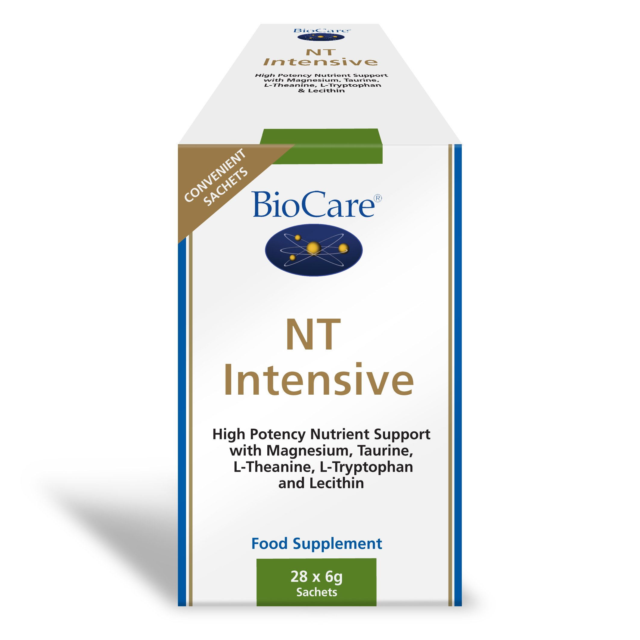 NT Intensive - 28 Sachets by Biocare (Image #1)