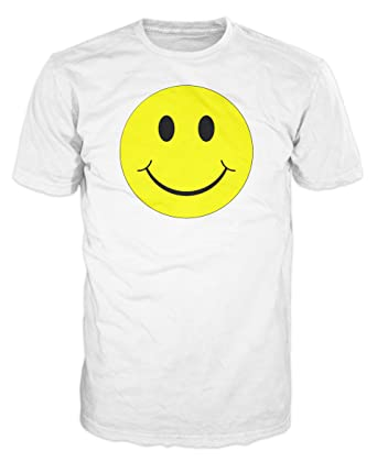 White Smiley T-Shirt For Cheap Price fpbISw
