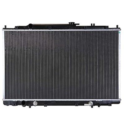 Auto Shack RK837 Aluminum Radiator: Automotive