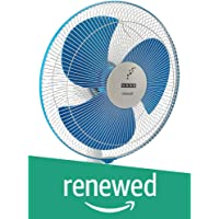(Renewed) Usha Maxx Air 400mm Table Fan (Blue)