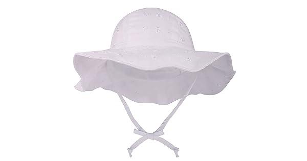 a3d85e29f5c35 ThunderCloud Kids 50+ UPF Protective Wide Brim Sun Hat
