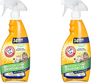 product image for Arm & Hammer No Scent Odor Eliminator 21.5 oz. Liquid
