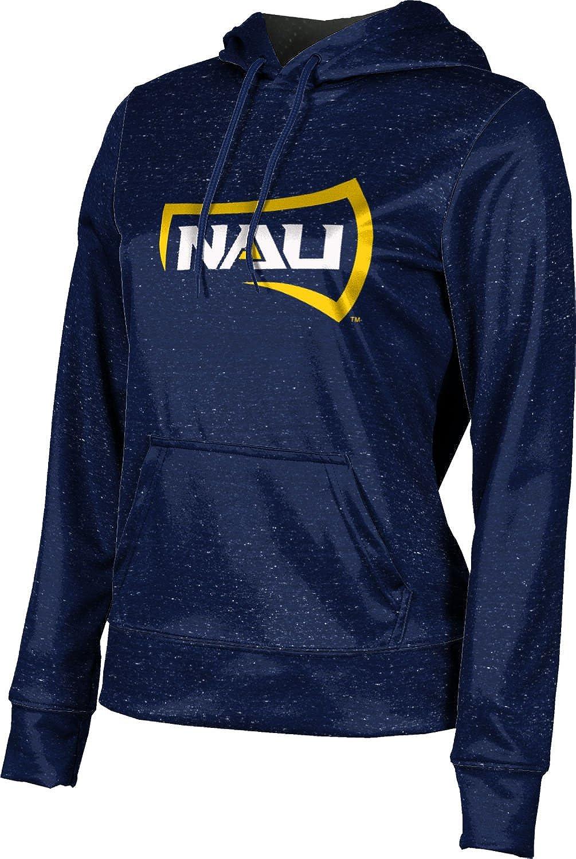 School Spirit Sweatshirt Northern Arizona University Girls Pullover Hoodie Heather