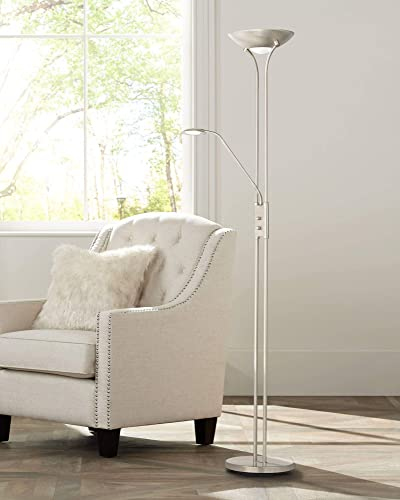 Canby Modern Torchiere Floor Lamp