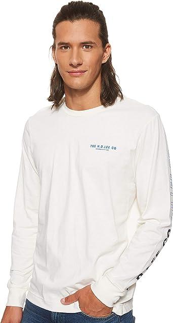 Lee LS Graphic Camiseta para Hombre