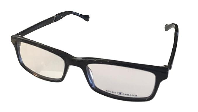 Lucky Brand Citizen Eyeglasses Brown Horn at Amazon Men\'s Clothing ...