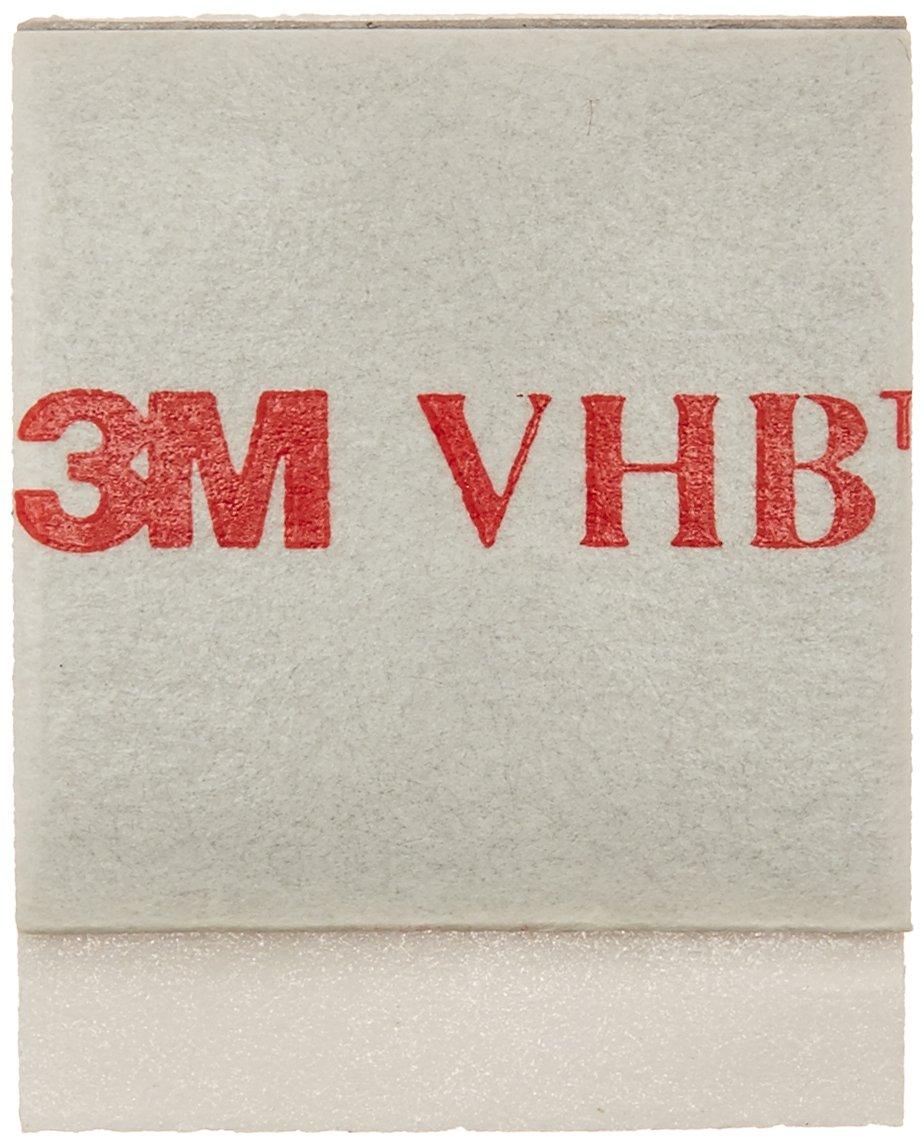 3M VHB Tape 4941, 0.75 in width x 0.75 in length