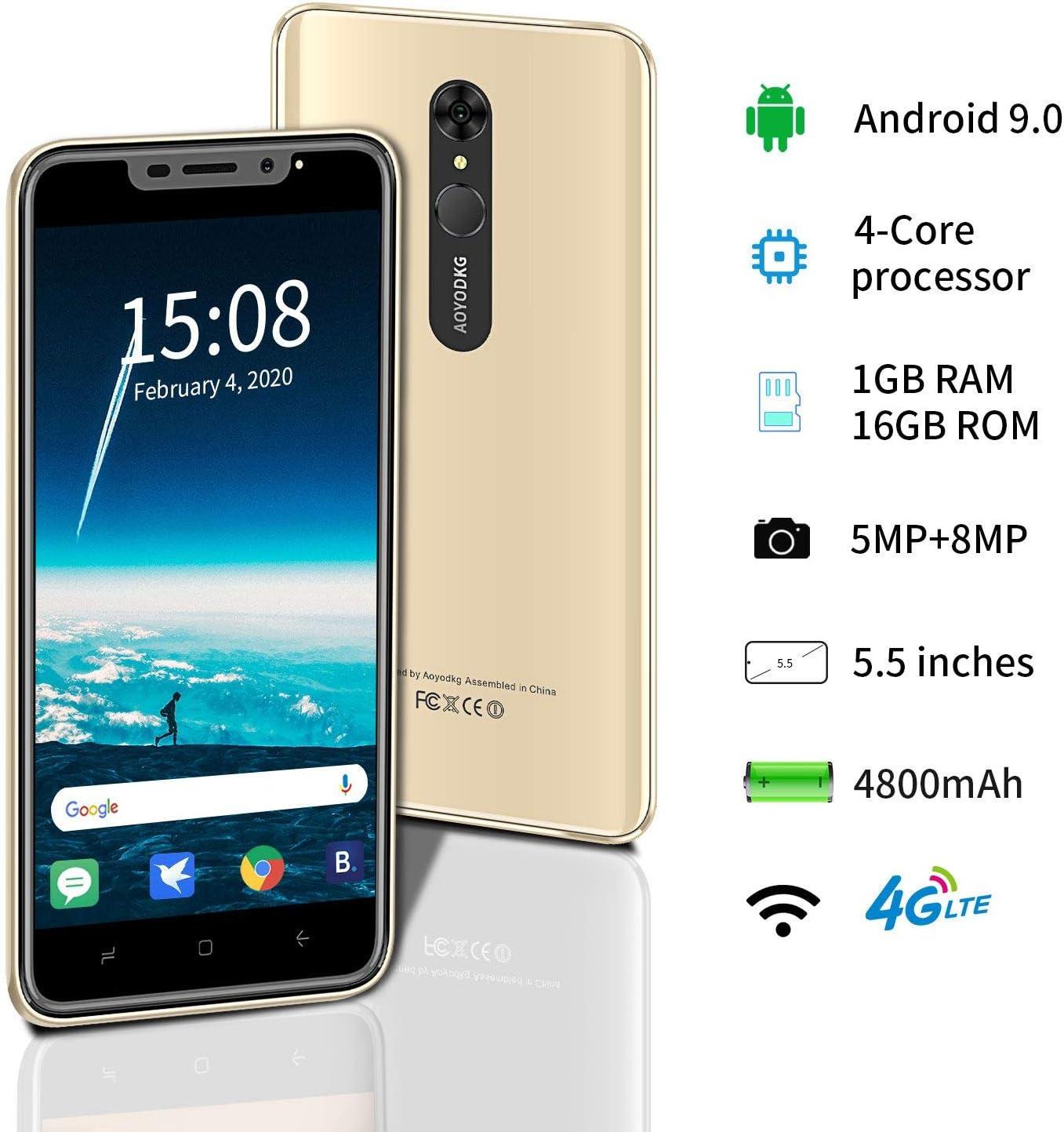 Smartphone de 5.5