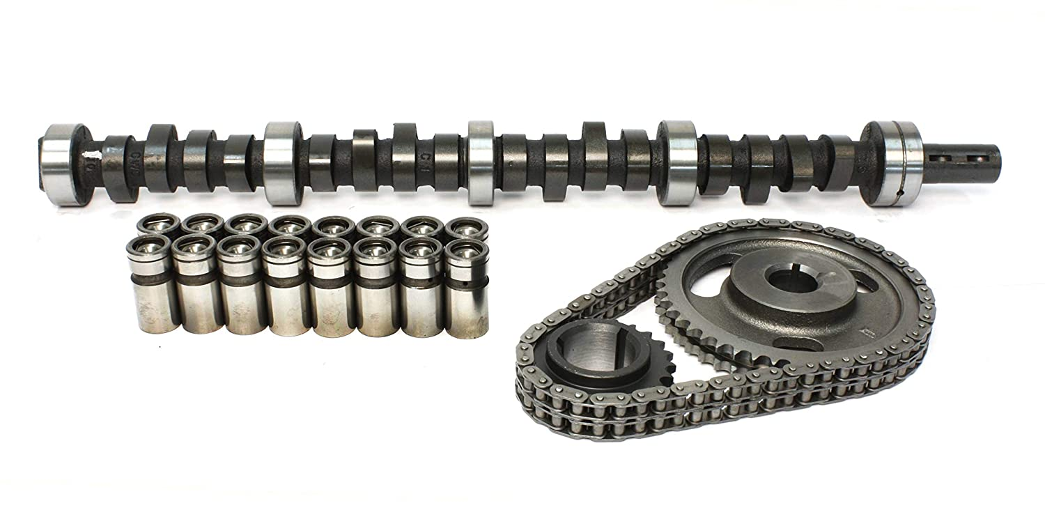 COMP Cams SK10-210-4 Magnum 244//244 Hydraulic Flat Cam SK-Kit for AMC 290-401
