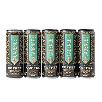 Review Cadence Cold Brew Nitro-Infused