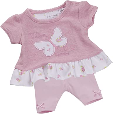 Premature Baby Girl Butterfly Dress