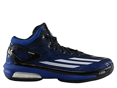 half off 7ad91 e6271 adidas Crazylight Boost Uomo Scarpe da Basket Royal-Blu Scarpe da Uomo  Sneaker Top Amazon.it Scarpe e borse
