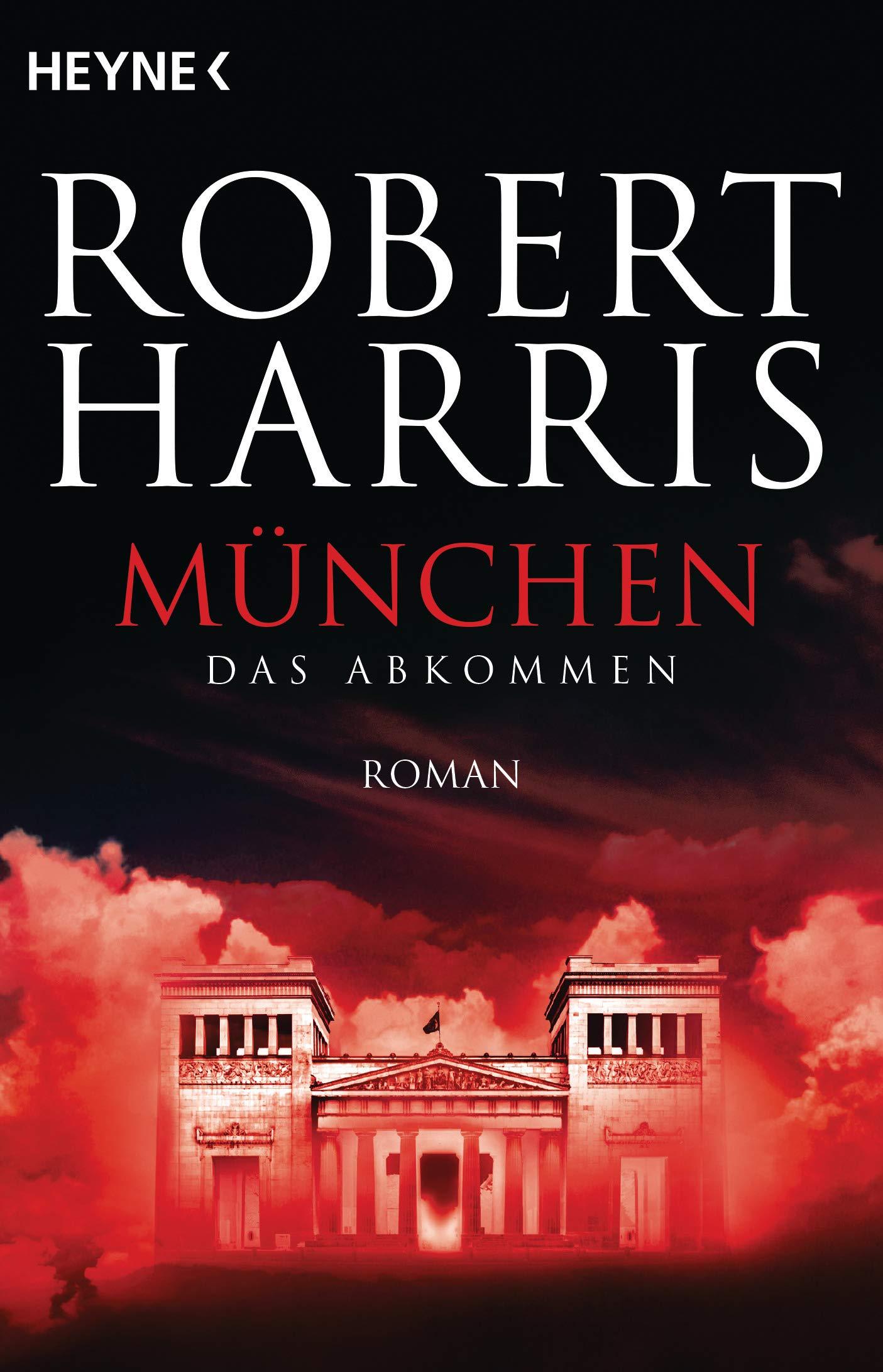 München  Das Abkommen   Roman