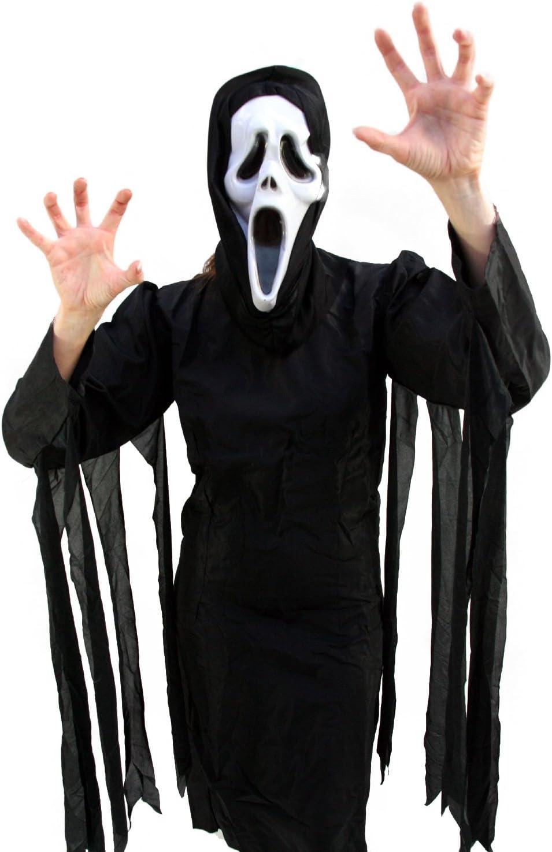 DRESS ME UP Disfraz, Terror, Scream/ EL Grito Halloween, para ...
