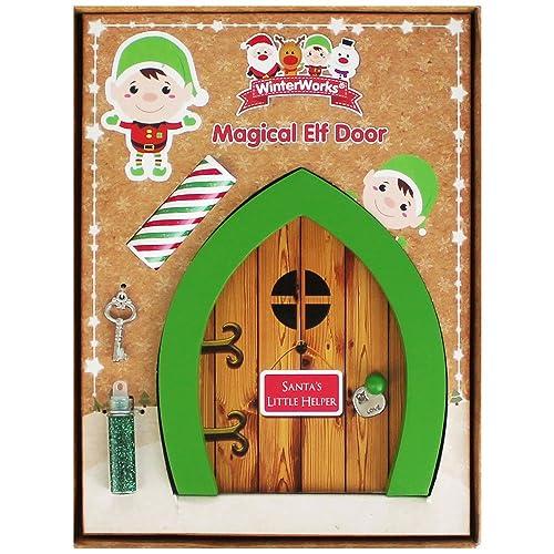 Magical Elf Door