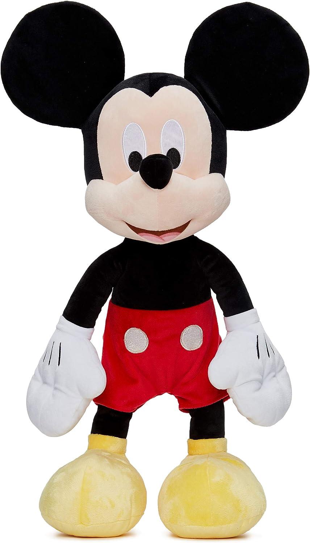 Famosa Softies- Mickey Mouse Club House Peluche Infantil Disney, 43 cm (700004807)