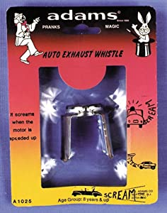 Exhaust Whistle,Rack Pack