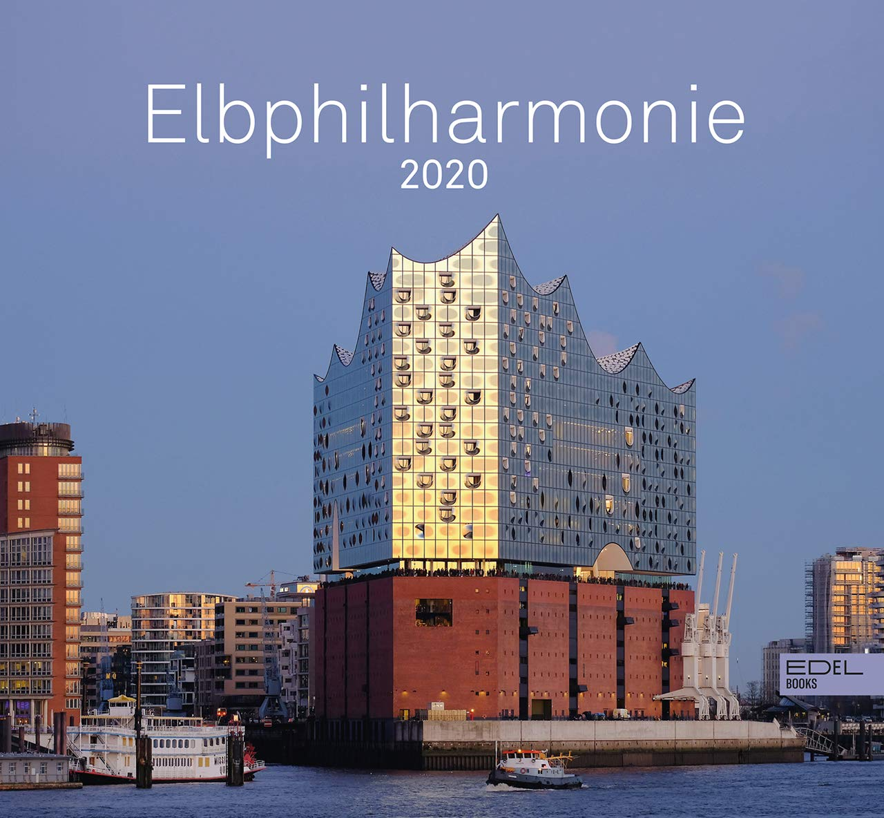 Elbphilharmonie Postkartenkalender 2020: Amazon.es: Michael ...