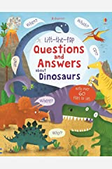 Lift-the-Flap Questions and Answers About Dinosaurs Hardcover