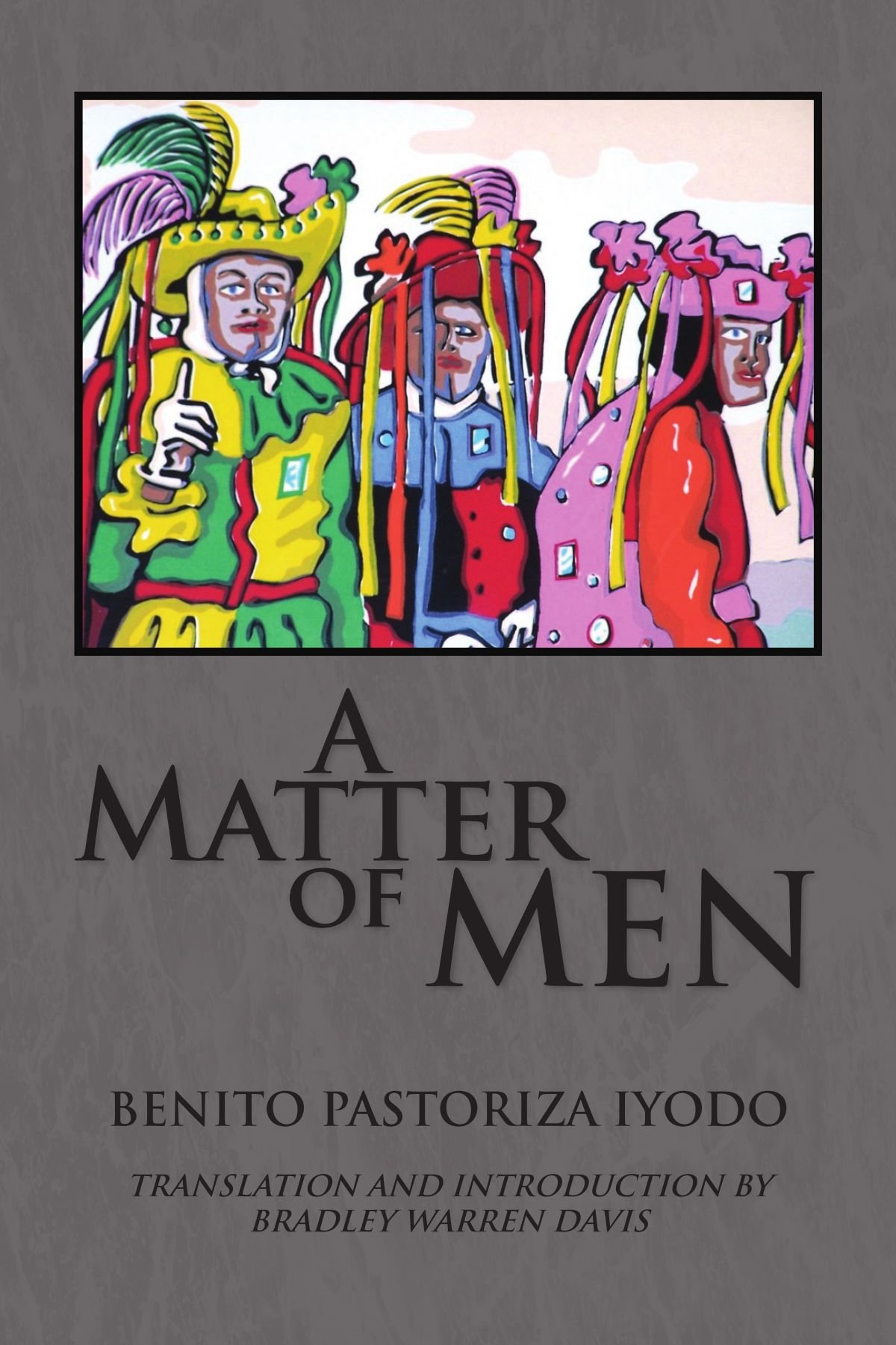 A MATTER OF MEN pdf epub