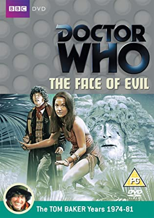 Picture of BBCDVD 3379 Doctor Who - The face of evil by artist Unknown from the BBC dvds - Records and Tapes library