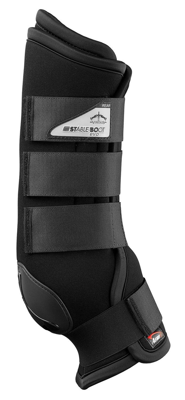 Black L Black L Veredus Stable Boot EVO hind