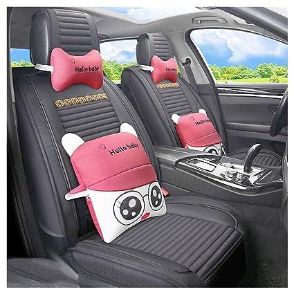 JXQ Fundas para sillas de coche Protección de asie Cojín ...
