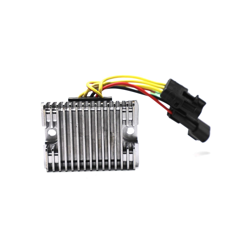Voltage Regulator Fits Polaris Sportsman 2011-2014 400 & 2009-2013 500 Ruian weixiang locomotive components co. LTD