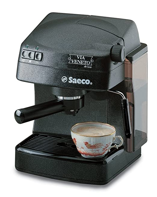 Saeco - Cafetera Espresso Venetoneroluxe, Manual, 15 Bares ...