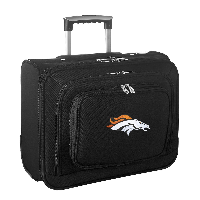 NFL Denver Broncos Wheeled Laptop Overnighter