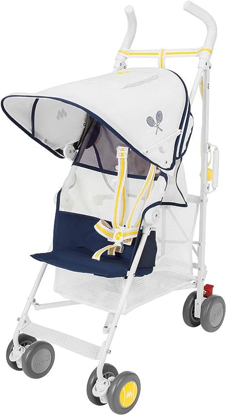 Maclaren Volo Ace Silla de paseo Capota extensible con UPF 50+ ligera suspensi/ón en las 4 ruedas de los 6 meses hasta los 25 kg