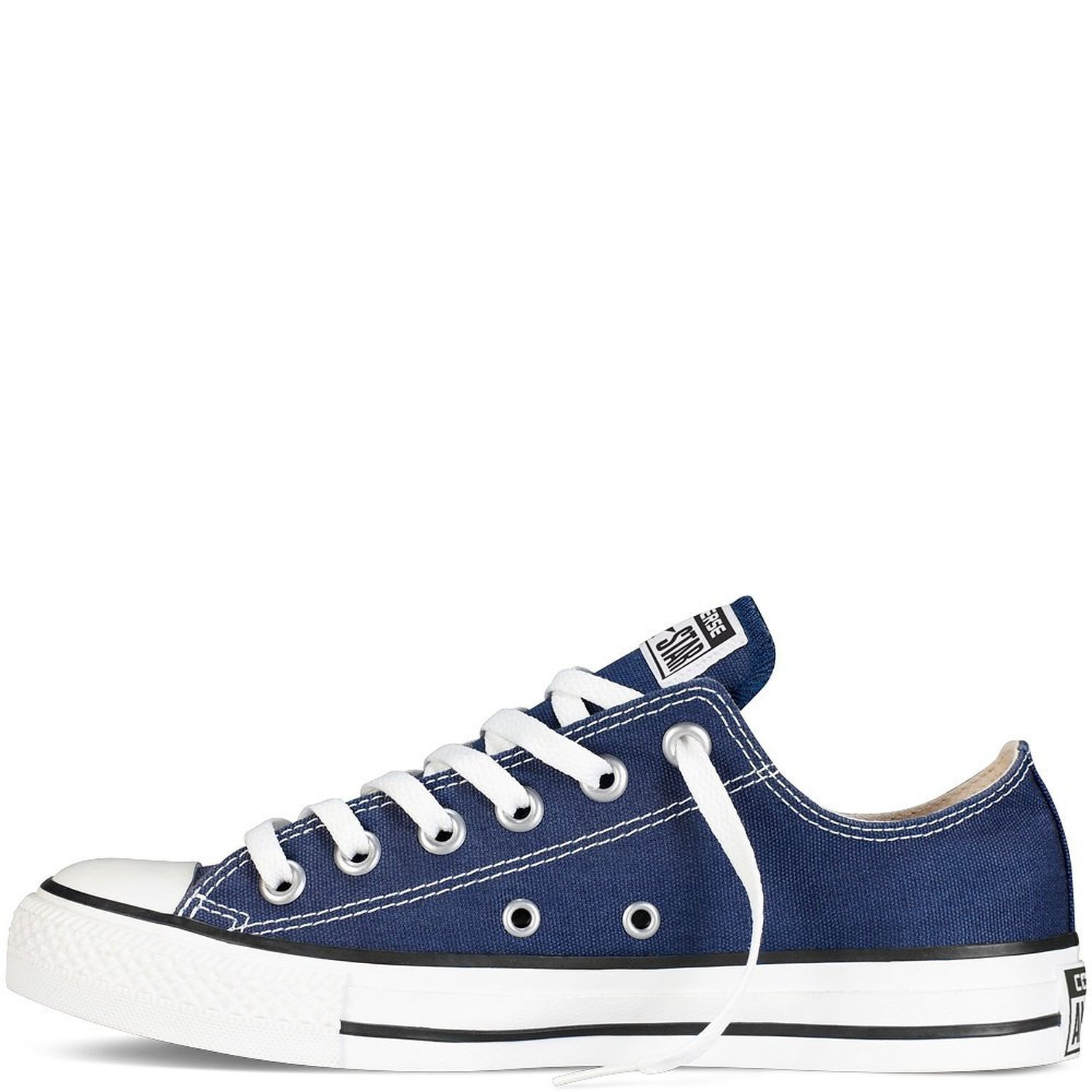 Converse Chuck Taylor Taylor Taylor All Star Low schuhe M9697_5 Navy 6841e0