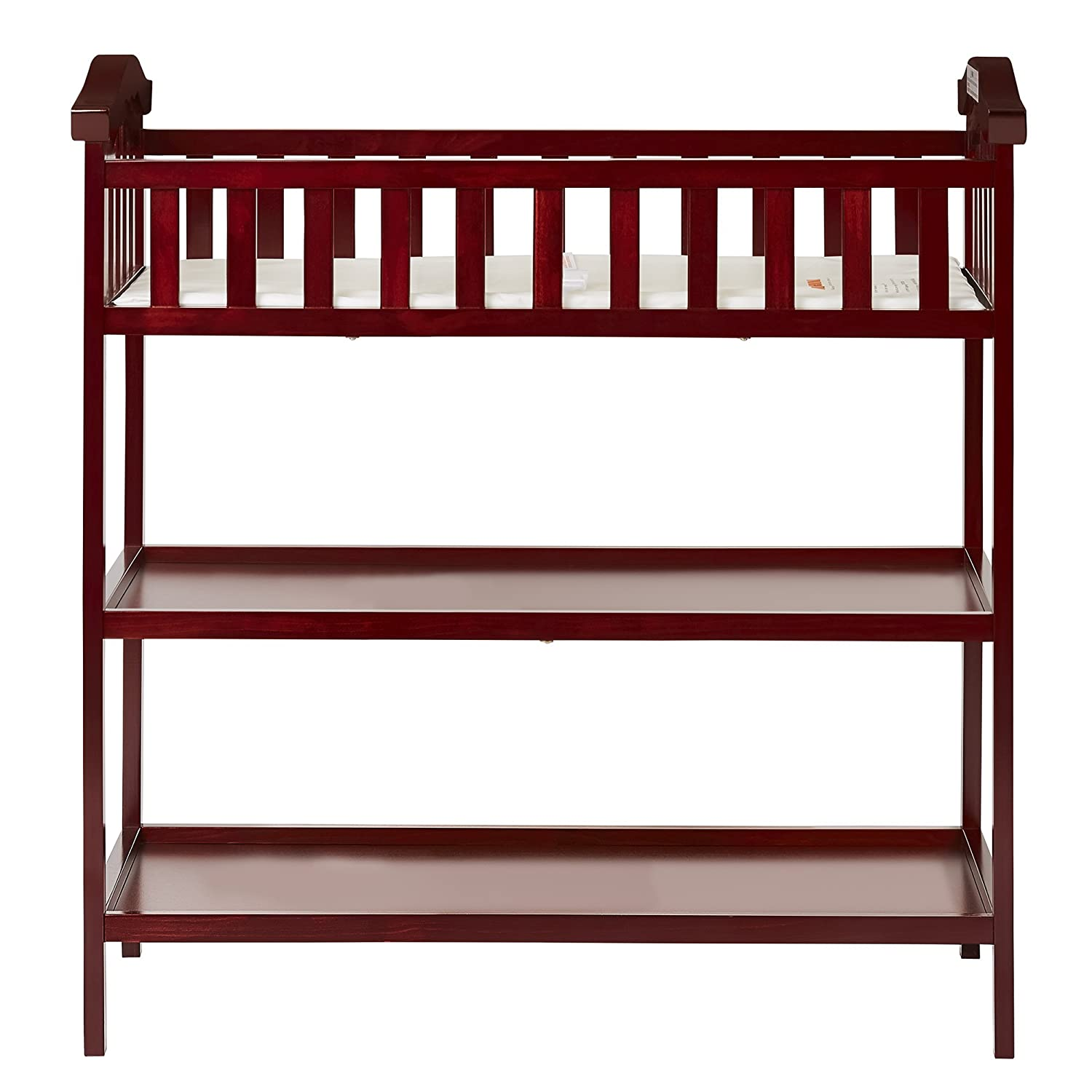 Dream On Me Jessica Changing Table, Cherry