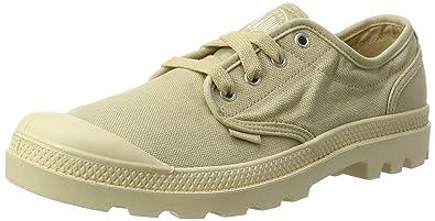 Palladium Pampa Oxford, Sneakers Basses Homme, Beige (Sahara Ecru), 41.5 a18bb081f15a