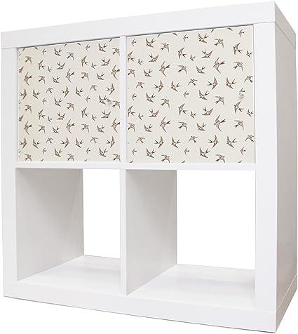 Pegatina para muebles para Ikea Expedit/Kallax Armario cómoda ...