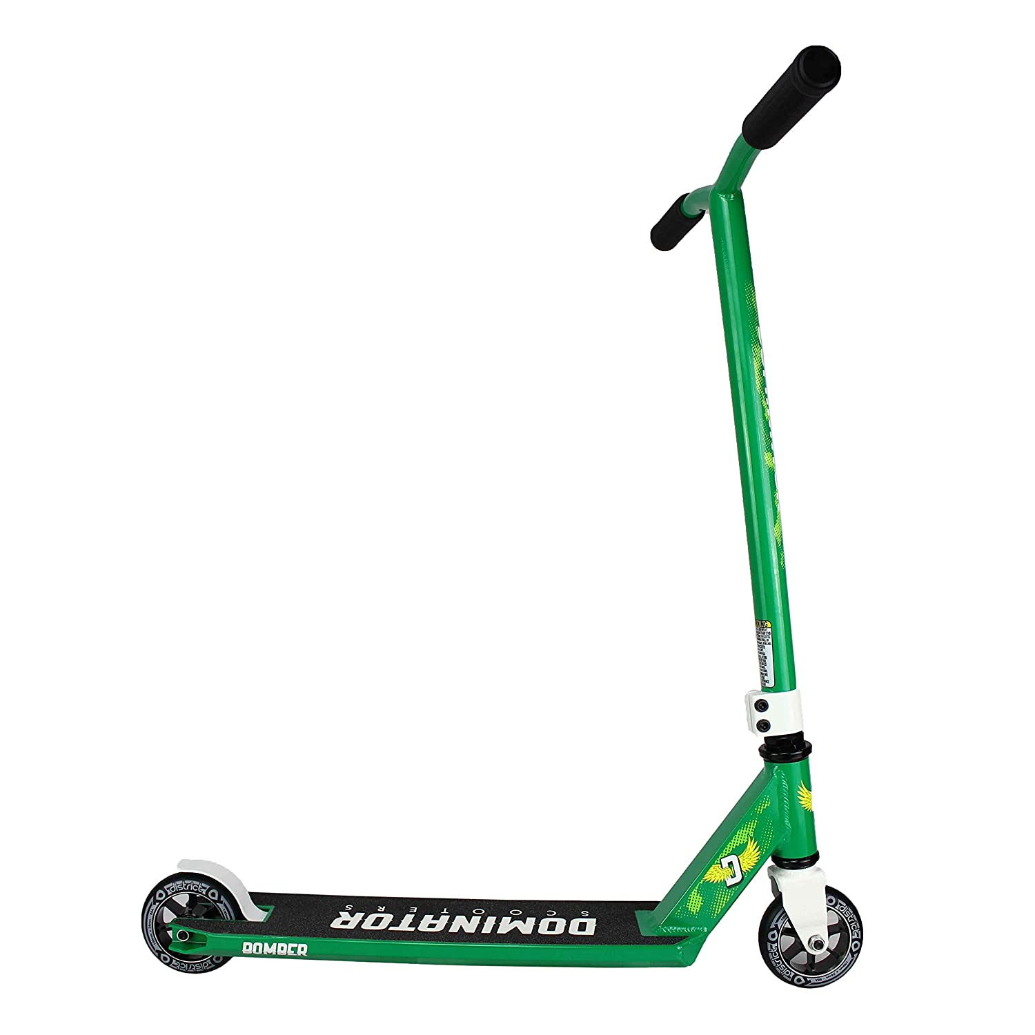 Dominator Bomber Pro Scooter (Green)