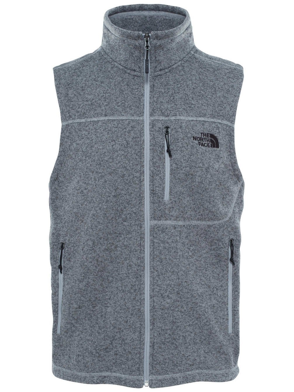 The North Face Men's Gordon Lyons Vest - TNF Medium Grey Heather - XXL by The North Face