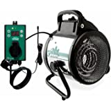 Bio Green electric fan heater Palma digital, 2000W - with Digital thermostat
