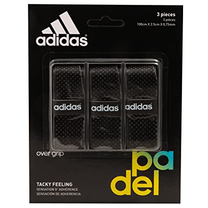 Accesorio Padel adidas Set of Padel overgrip 3 units