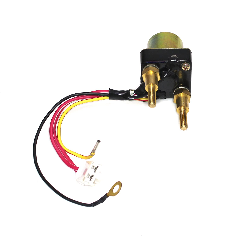 Kawasaki New Starter Relay 27010 3737 Fits 750 900 1100 Fd750 Regulator Wiring Diagram Zxi Solenoid 270103737 Automotive
