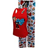 Paul Frank Sweet Love Julius Tank Style Pajama Set for women