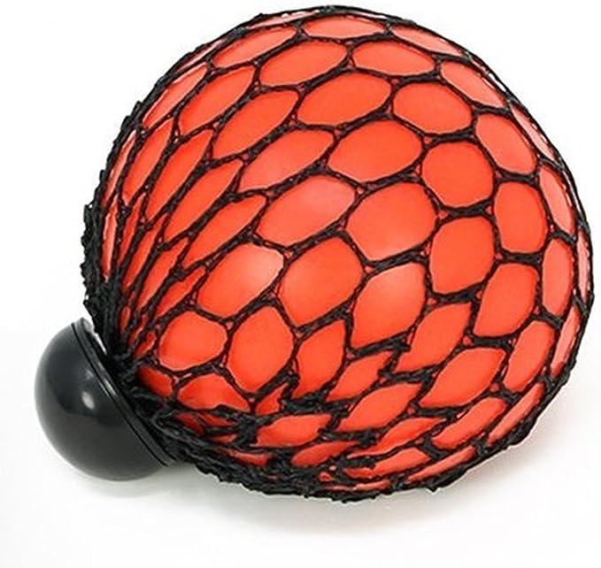 Cbk de MS 1 pieza Squeeze antiestrés Red en fútbol pelota ...