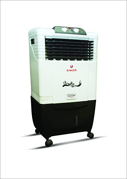 Singer Aviator Junior SPC 030 AJE 30-Litre Room Cooler (White)